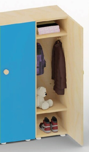 Safe Locker Piccolo 2 ante