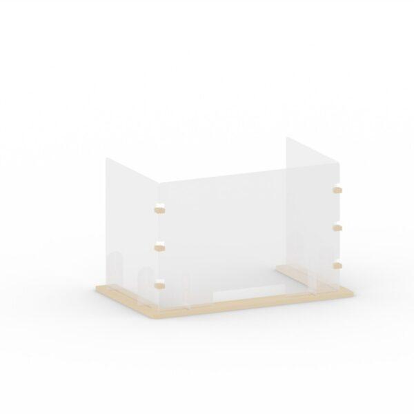 Safe Desk model C